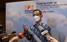 Yusrizki Meyakini Kadin Net Zero Hub Mengurangi Emisi Gas Rumah Kaca - JPNN.com