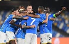 Luciano Spaletti tak Ingin Napoli Numpang Lewat di Liga Europa - JPNN.com
