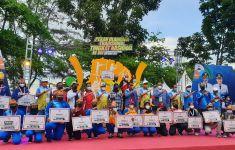 Jabar-Banten Juara Umum Bersama Potradnas 2021, Belitung Ingin Punya GOR Tradisional - JPNN.com
