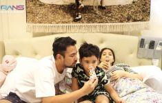 Keluarga Raffi Ahmad Rajin Minum Susu Steril, Ini Manfaatnya untuk Tubuh - JPNN.com