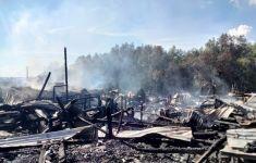 Api Pertama Kali Muncul dari Kediaman Ibu Nilam, Seketika 38 Rumah Terbakar - JPNN.com