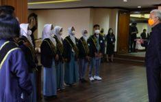 Bertemu Langsung dengan Pak Ganjar, Anggota Parlemen Remaja Curhat soal Banjir - JPNN.com