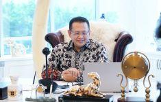 Selamat, Ketua MPR Bambang Soesatyo Raih Penghargaan Teropong Democracy Award - JPNN.com