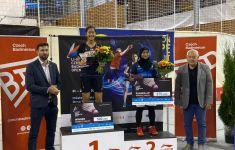 Putri KW, Pebulu Tangkis Asal Depok Masih Tak Percaya Menjuarai Czech Open 2021 - JPNN.com