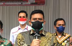 Bobby Nasution Tegur Plt Kadis Pendidikan Medan, Ini Penyebabnya - JPNN.com