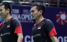 Ahsan/Hendra Wakil Indonesia Kedua yang Lolos ke Perempat Final French Open 2021 - JPNN.com