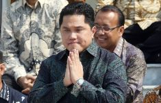 Didukung Penuh Jokowi, Erick Thohir Tidak Perlu Ragu Lagi - JPNN.com
