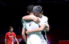 French Open 2021: Ganda Putra Indonesia Sikat Wakil Skotlandia Dalam 27 Menit - JPNN.com