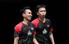 Mantap! Ahsan/Hendra Wakil Indonesia Kedelapan yang Lolos 16 Besar French Open 2021 - JPNN.com