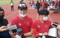 Komentar Shin Tae Yong Usai Indonesia U-23 Menang atas Tajikistan - JPNN.com