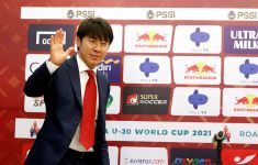 Pesan Penting Shin Tae Yong Jelang Laga Indonesia U-23 vs Australia - JPNN.com