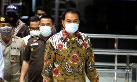 Wakil Ketua DPR Azis Syamsuddin Jalani Pemeriksaan Perdana Sebagai Tersangka - JPNN.com
