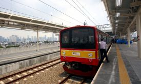 Jalur Layang Stasiun Manggarai Beroperasi - JPNN.com