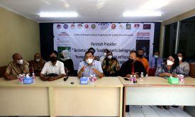 FKMTI dan Sukarelawan Jokowi Meminta Presiden Memberantas Mafia Tanah - JPNN.com