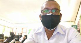 Passing Grade PPPK Guru 2021 Tinggi, Honorer K2 Tuding Pemerintah Setengah Hati - JPNN.com