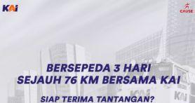 Buruan Daftar! Kuota KAI Virtual Ride 2021 Ditambah - JPNN.com