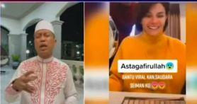 Ustaz Das'ad Latif Sebut Nikita Mirzani Ada Gangguan Jiwa - JPNN.com