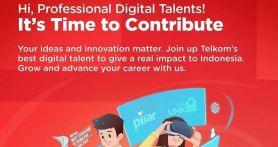 Loker BUMN Lagi Nih! Telkom Indonesia Memanggil Profesional Talent - JPNN.com