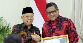 PDIP Mencetak Sejarah, Tiga Kali Berturut-turut Meraih Anugerah Keterbukaan Informasi Publik - JPNN.com