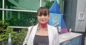 Baru Bercerai, Celine Evangelista Tepergok Dicium Pria Ini, Ternyata - JPNN.com