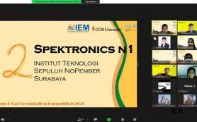 Tim Spektronics ITS Sabet 2 Juara Sekaligus di Malaysia - JPNN.com
