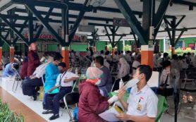 72.003 pelajar SMP Surabaya Jalani Tes Antigen, Dispendik: Positif Belum Tentu Klaster - JPNN.com