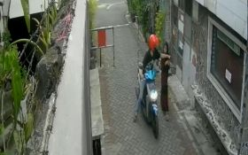 Ultimatum Iptu Hadi Buat Pelaku Penjambretan di Jalan Karah Surabaya - JPNN.com Jatim