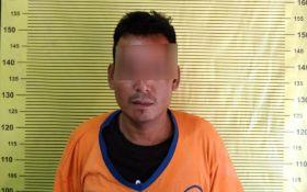 Detik-Detik Pengemudi Ojol Ambil Kembali Motornya yang Dicuri di Jembatan Suramadu - JPNN.com Jatim