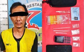 Kedapatan Kulak di Jalan Kunti Surabaya, Driver Ojol Dibui, Tahu Barangnya? - JPNN.com Jatim