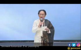 Sukmawati Pilih Hindu Jadi Jalan Hidup, PHDI Bali Ucapkan Selamat, Doanya Menyentuh - JPNN.com Bali