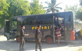 Polda NTB Siapkan Armada Khusus Jemput Warga untuk Vaksin Covid-19, Ini Targetnya - JPNN.com Bali