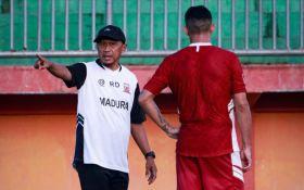 Madura United Vs Persiraja Banda Aceh, Rahmad Darmawan Perkuat Lini Belakang - JPNN.com Jatim