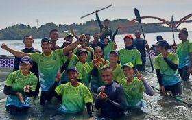Suhu Arena Pertandingan Cukup Panas, Tim Dayung Jatim Butuh Strategi Baru Pelatih - JPNN.com Jatim