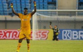 Gol Tunggal Ezechiel N'Douasel Pecundangi Madura United - JPNN.com Jatim