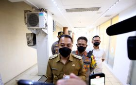 Wali Kota Surabaya Bicara Soal Ketimpangan Antara Sekolah Negeri dan Swasta - JPNN.com Jatim