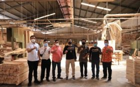 Furnitur Produksi Napi Lapas Surabaya Laku di Pasar Luar Negeri - JPNN.com Jatim