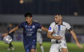 Cetak Gol Perdana untuk Arema FC, Dedik Setiawan: Berkat Dukungan Tim - JPNN.com Jatim