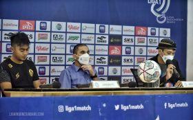Performa Arema FC Meningkat, Eduardo Almeida Bilang Tak Akan Pernah Puas - JPNN.com Jatim
