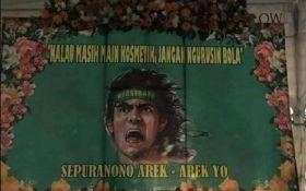 Dapat Karangan Bunga, Presiden Arema FC Singgung Drama dalam Kompetisi - JPNN.com Jatim