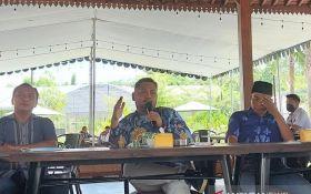 Musim Hujan, Pengerukan Sedimen Kali Lamong Gresik Tak Akan Dihentikan - JPNN.com Jatim