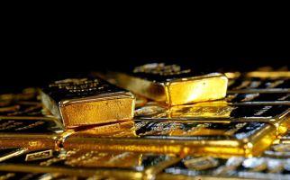 Aduh! Harga Emas Kembali Terpukul Mundur, Cukup Dalam - JPNN.com