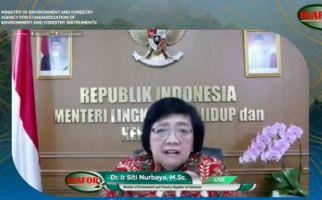 INAFOR 2021, Menteri LHK: Etika Riset untuk Pembangunan Hijau di Indonesia - JPNN.com