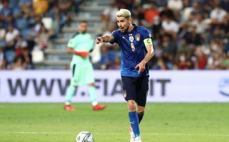Jadi Kapten Timnas Italia, Jorginho Bikin Rekor Istimewa - JPNN.com