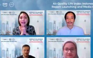 Polusi Udara Mengurangi Angka Harapan Hidup Penduduk Indonesia  - JPNN.com
