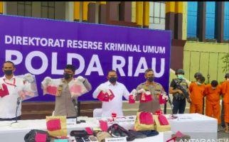 Kawanan Rampok Penggasak Rp 755 Juta dari Mesin ATM BRI Ditangkap, Tuh Lihat - JPNN.com
