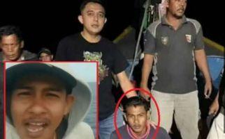Pelaku Penghina Polisi Ini Langsung Dijemput, Lihat Gayanya Sebelum Ditangkap - JPNN.com