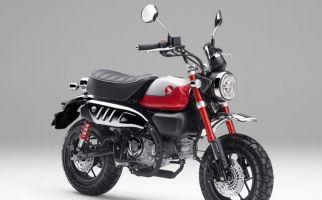 Honda Monkey 125 2021 Hadir dengan Mesin Baru, Sebegini Harganya - JPNN.com
