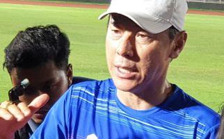 Shin Tae Yong tak Puas dengan Kualitas Pemain di 3 TC Timnas U-18 - JPNN.com