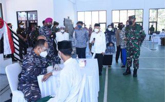 Wapres Kiai Mar'ruf Amin Berterima Kasih Kepada KSAL dan TNI AL - JPNN.com