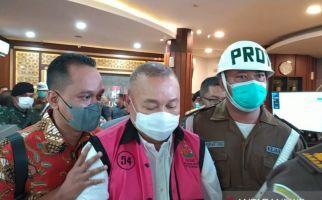 Alex Noerdin jadi Tersangka Korupsi Dana Hibah Masjid Sriwijaya - JPNN.com